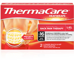 ThermaCare® Back Pain Therapy Pack