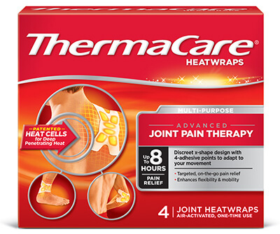 ThermaCare® Joint Pain Relief